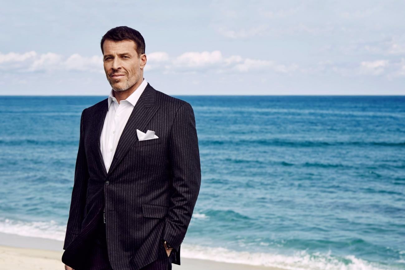 tony robbins the power to influence pdf