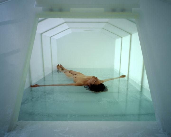 flotation tank