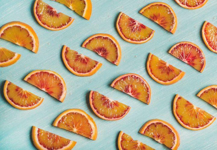 nutritionist oranges